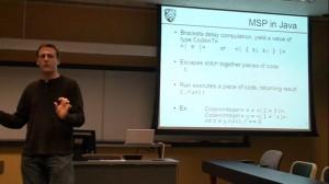 MSP in Java