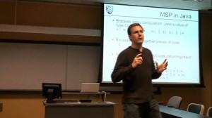 MSP in Java 2