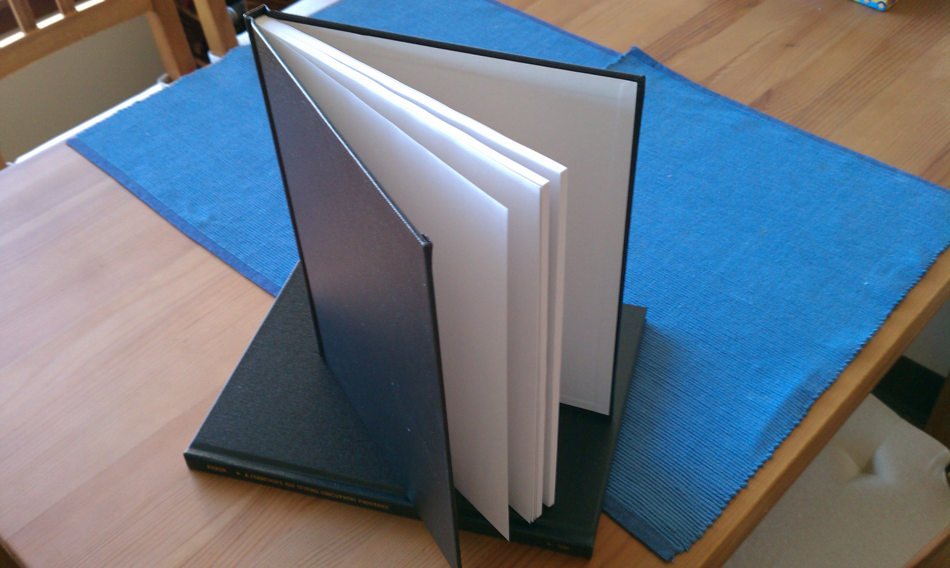 Bound PhD Thesis Copies