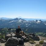 Mt. Rainier again
