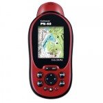 Topographic map on Delorme EarthMate PN-60